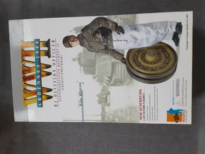 "1/6 Scale 12"" WWII German Officer Aldo Wenning Action Figure 70565 70565"